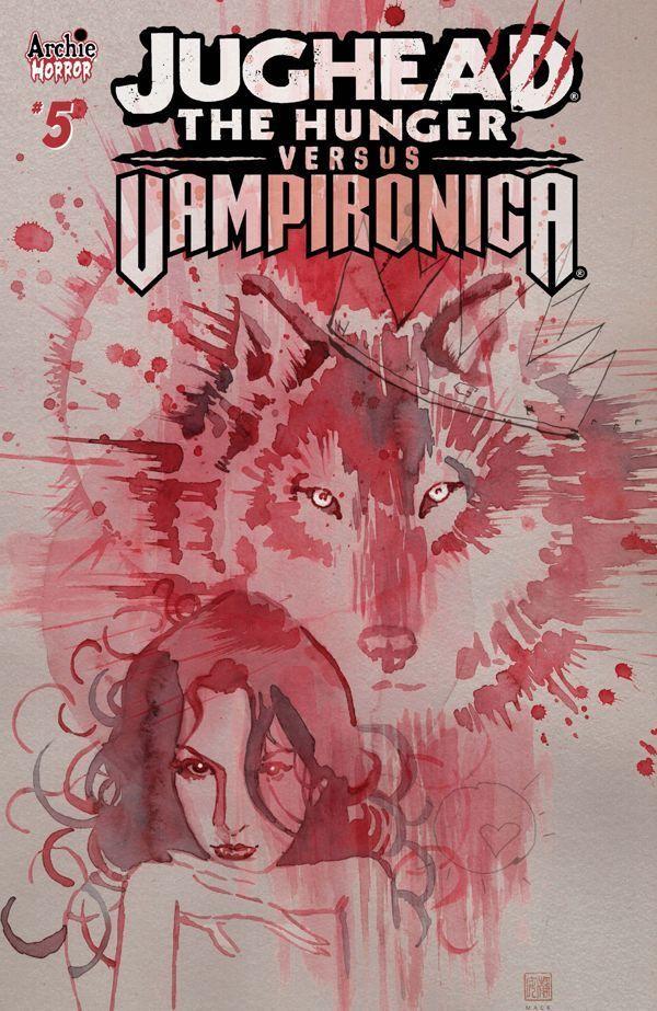Jughead Hunger Vs Vampironica 5 06