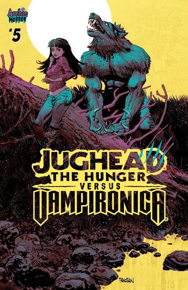 Jughead Hunger Vs Vampironica 5 07