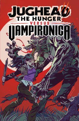 Jughead Vs Vampironica Large