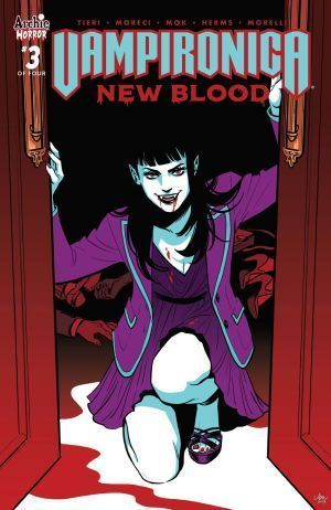 Vampironica New Blood 3 Large