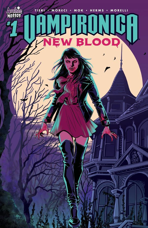 Vampironica New Blood 00