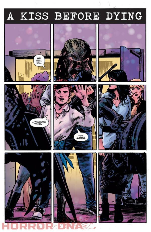 Archie Vs Predator 2 3 01