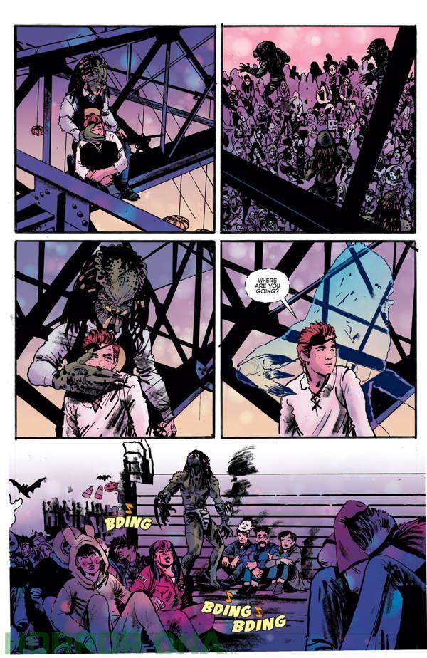 Archie Vs Predator 2 3 03