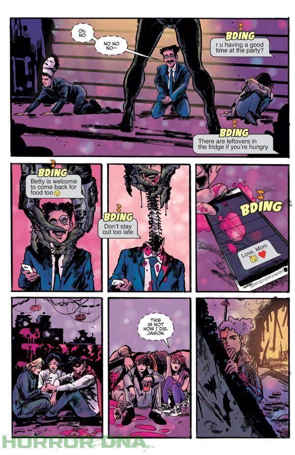 Archie Vs Predator 2 3 04