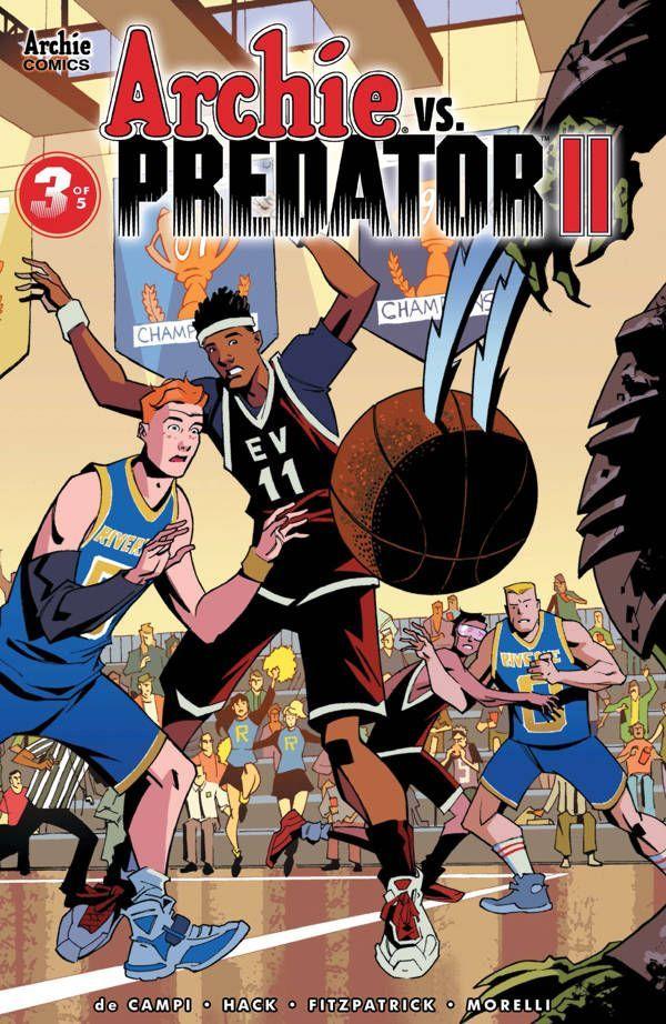 Archie Vs Predator 2 3 07