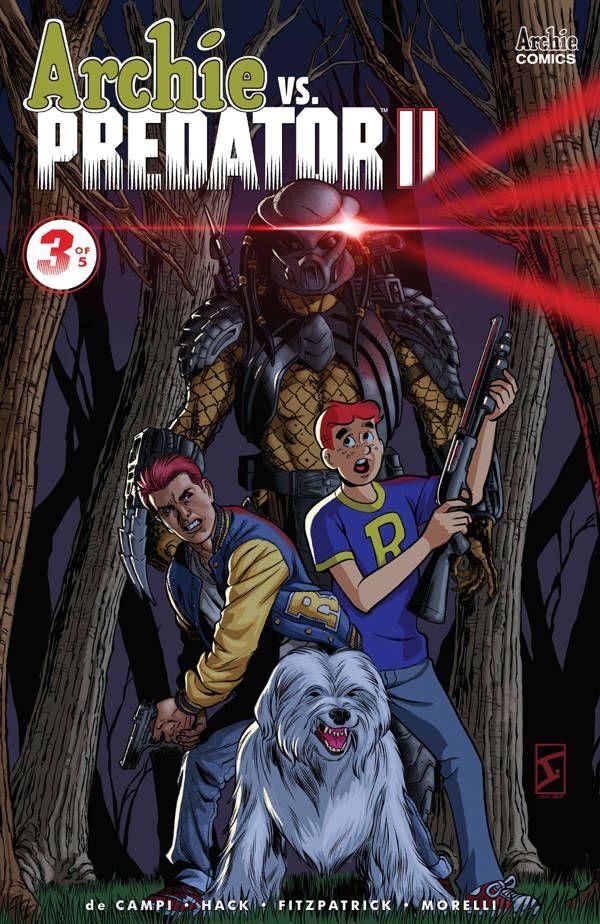 Archie Vs Predator 2 3 08