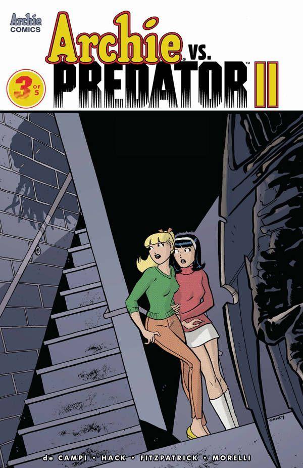 Archie Vs Predator 2 3 09