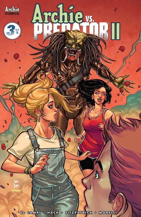 Archie Vs Predator 2 3 06