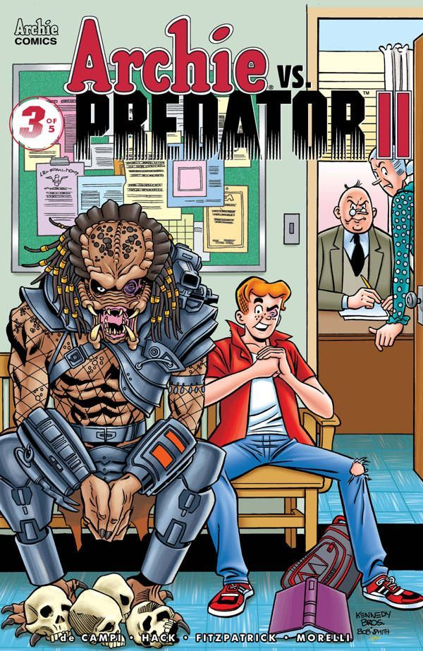 Archie Vs Predator 2 3 10