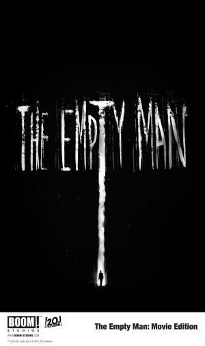 The Empty Man Movie Edition Large