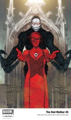 EXCLUSIVE: The Red Mother #5 First Look