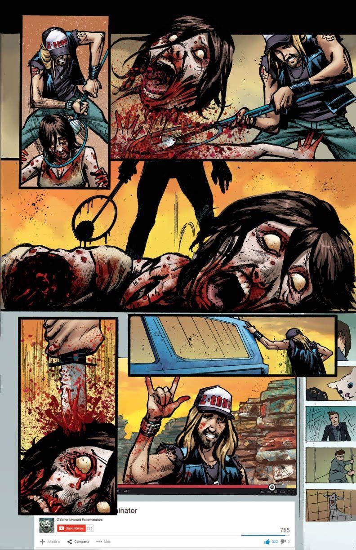 Zack The Zombie Exterminator 01
