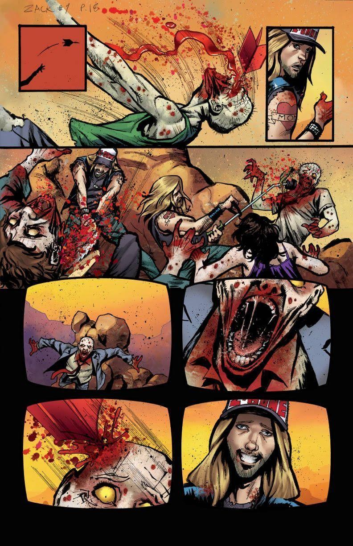 Zack The Zombie Exterminator 03