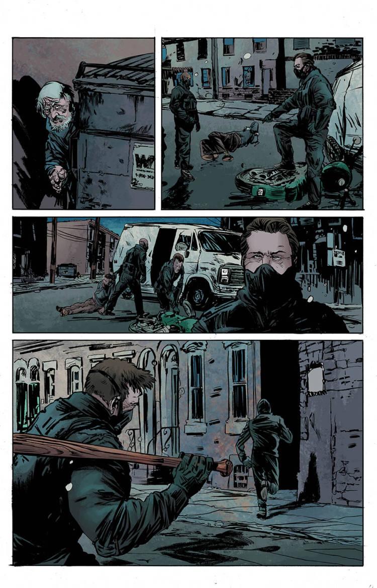 The Black Hood 8 04