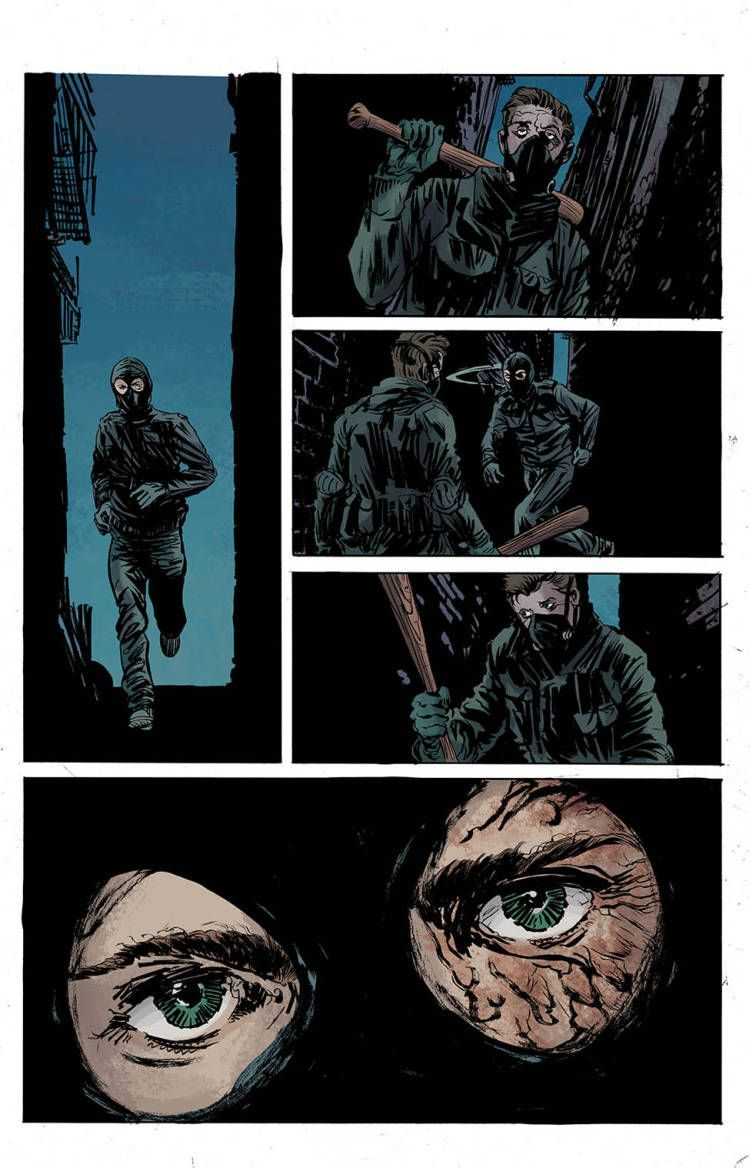 The Black Hood 8 05
