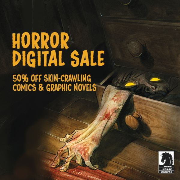Dark Horse Digital Sale