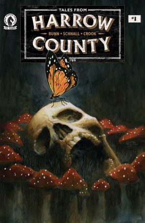 Tales From Harrow County Fairy Folk Large