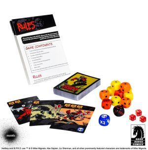 Hellboy Board Game Large