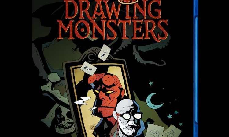 Jim Demonakos & Kevin Hanna Talk Mike Mignola: Drawing Monsters