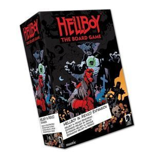 Hellboy Game Mexico Large