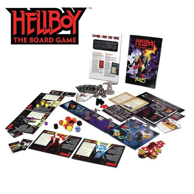 Hellboy Board Game 02