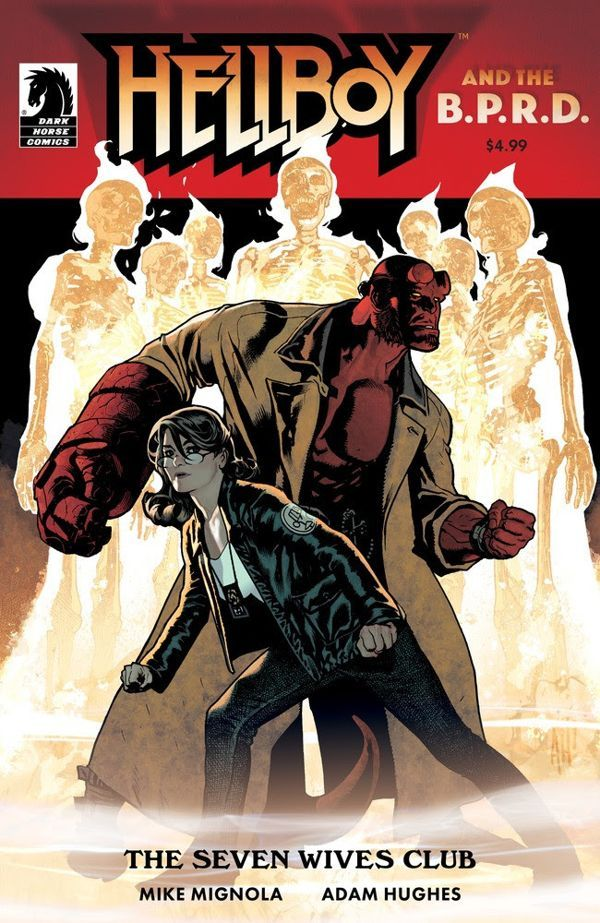 Hellboy Bprd Seven Wives 01