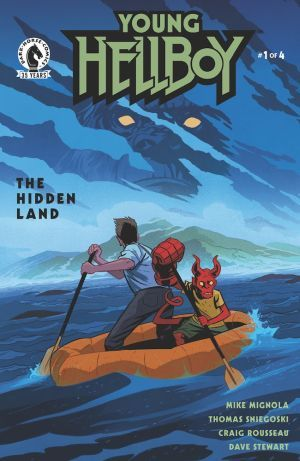 Young Hellboy The Hidden Land Large