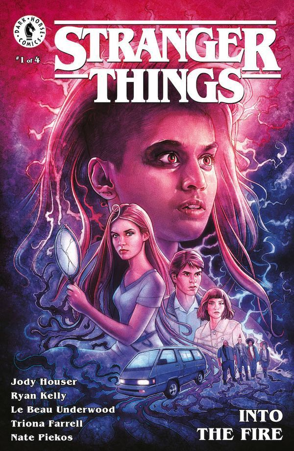 Stranger Things Into The Fire 01