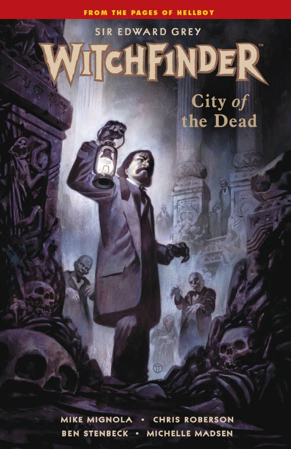 Witchfinder City Of The Dead 01
