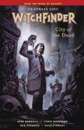 Witchfinder City Of The Dead Cover