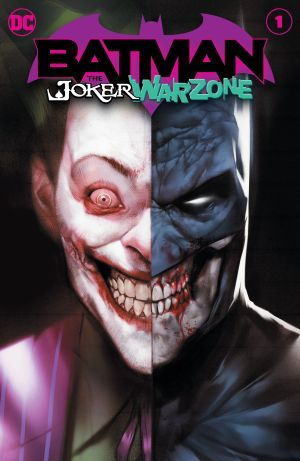 Batman The Joker War Zone Large