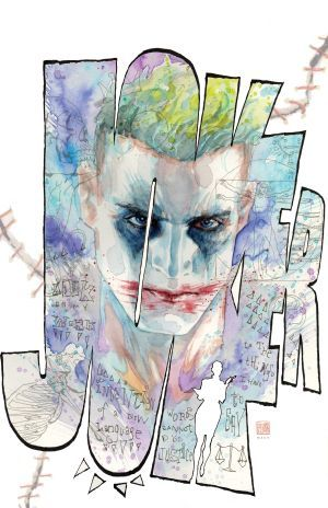 Joker Harley Criminal Sanity Secret Files Large