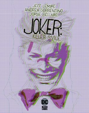 Joker Killer Smile 2 Large
