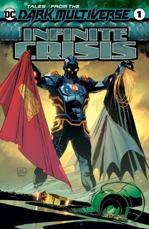 Dark Multiverse Infinite Crisis Large