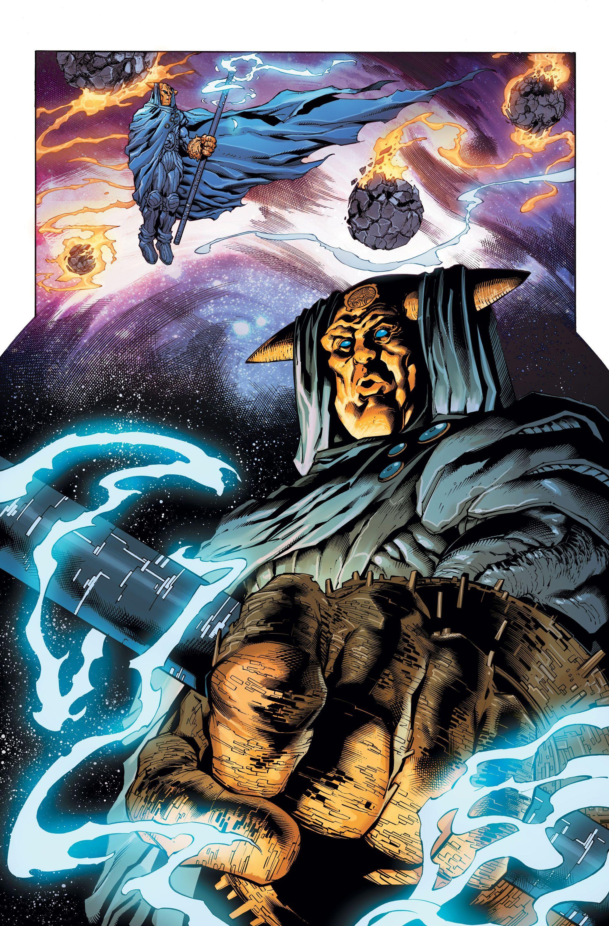Dark Multiverse Infinite Crisis 01