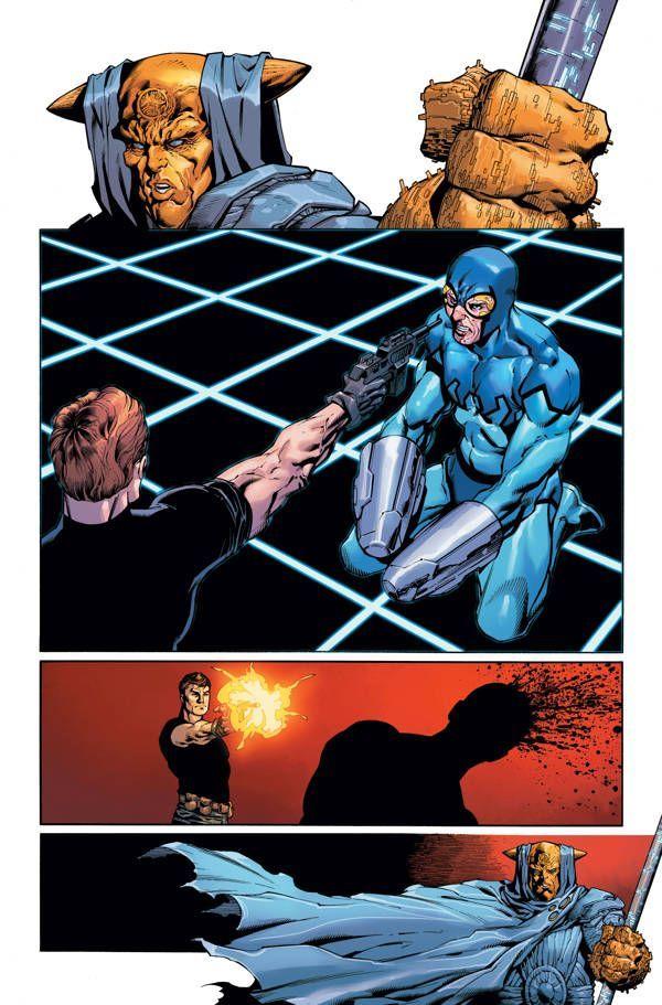 Dark Multiverse Infinite Crisis 03