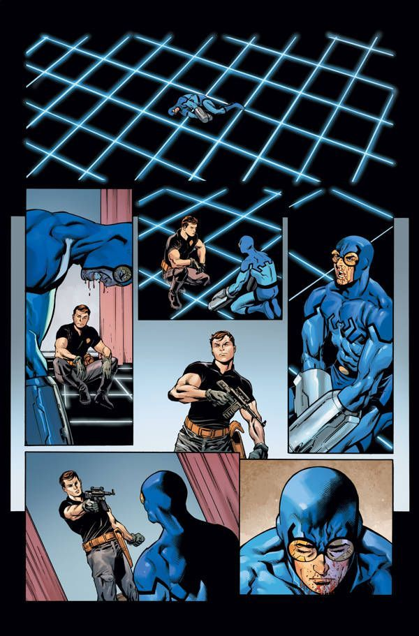 Dark Multiverse Infinite Crisis 05