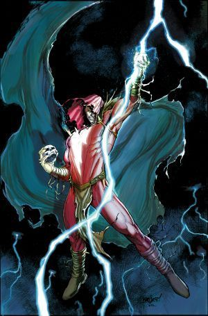 Infected King Shazam 00