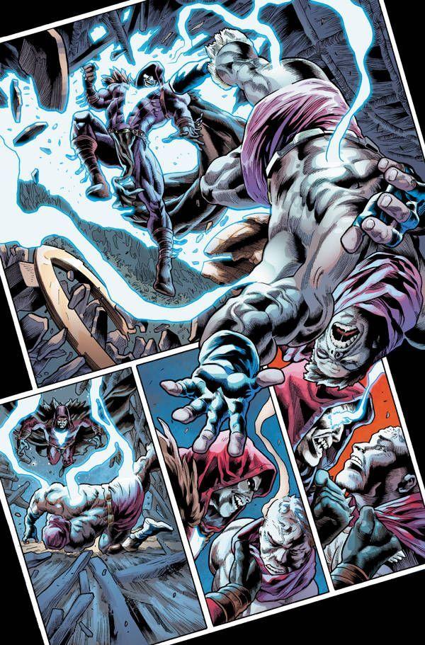 Infected King Shazam 04