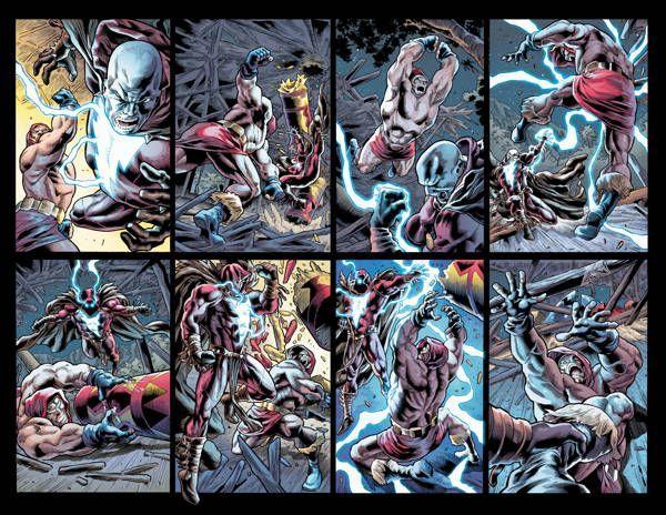 Infected King Shazam 05