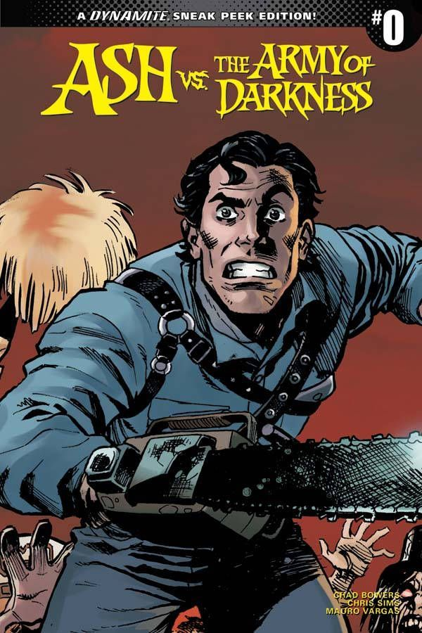 Ash Vs The Army Of Darkness 01