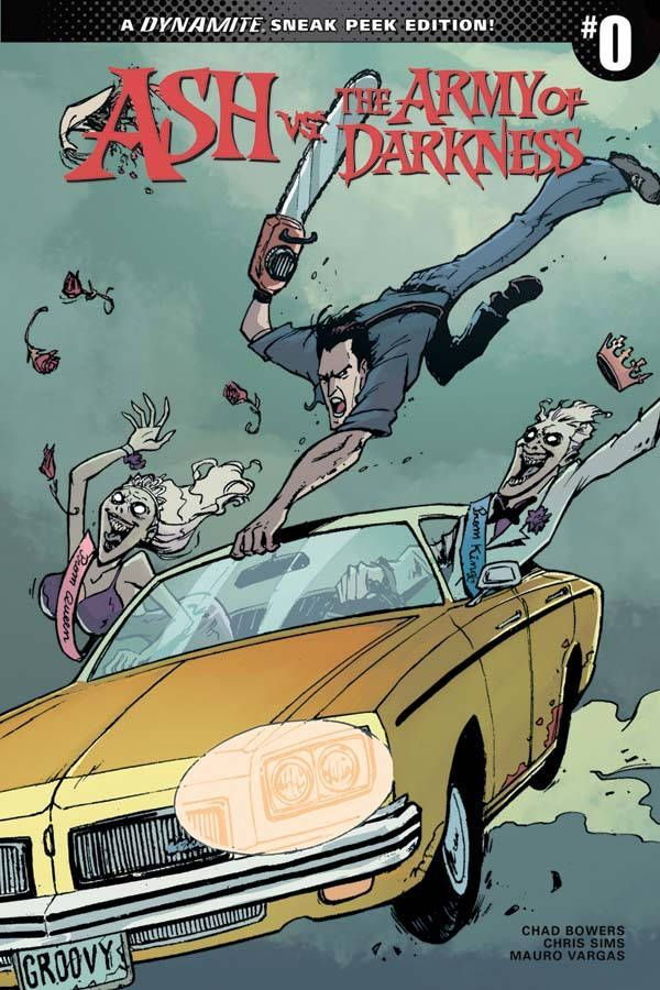 Ash Vs The Army Of Darkness 02