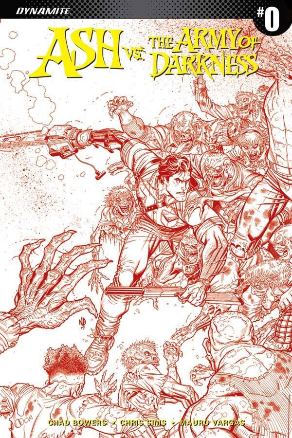 Ash Vs The Army Of Darkness 04