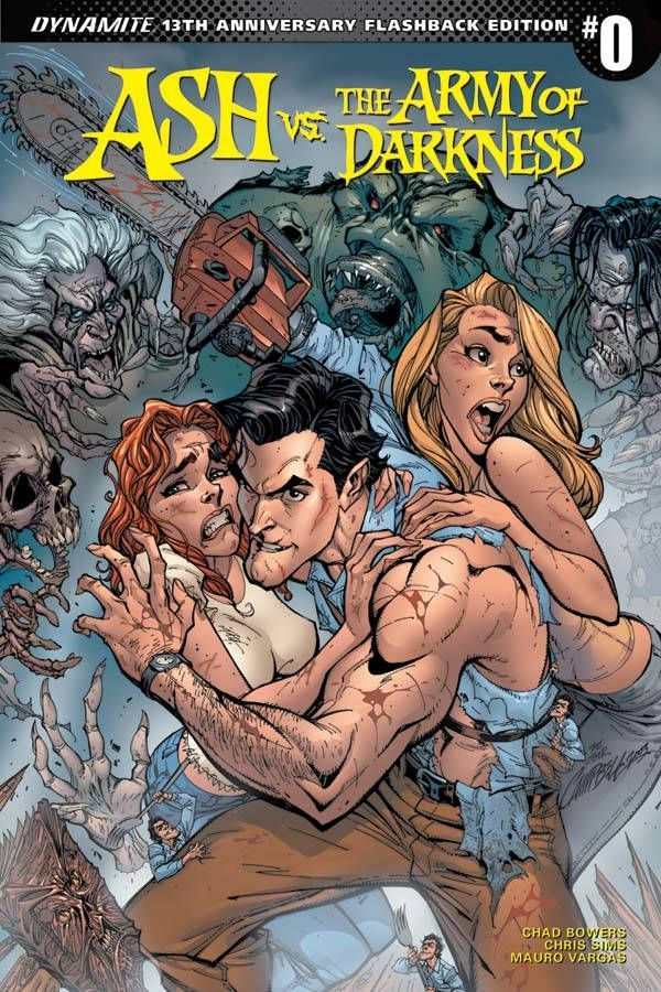 Ash Vs The Army Of Darkness 05