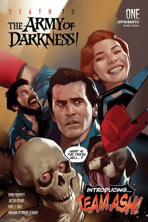 Death To Army Of Darkness Large