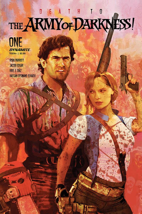 Death To Army Of Darkness 02