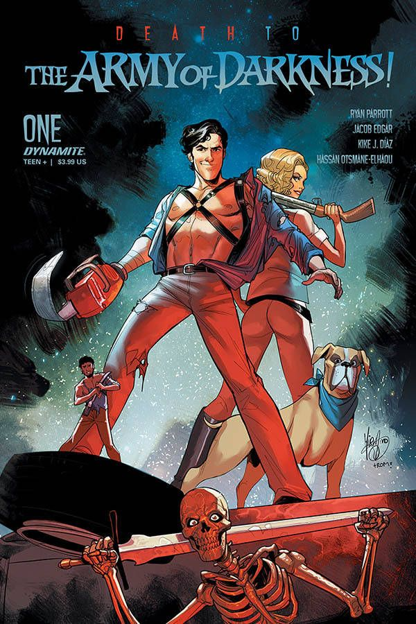 Death To Army Of Darkness 03