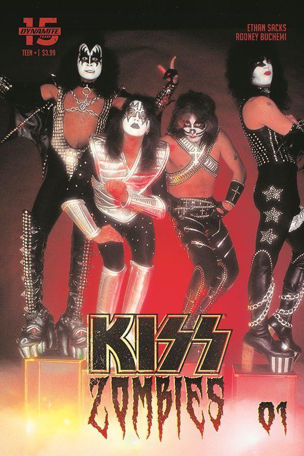 Kiss Zombies 03