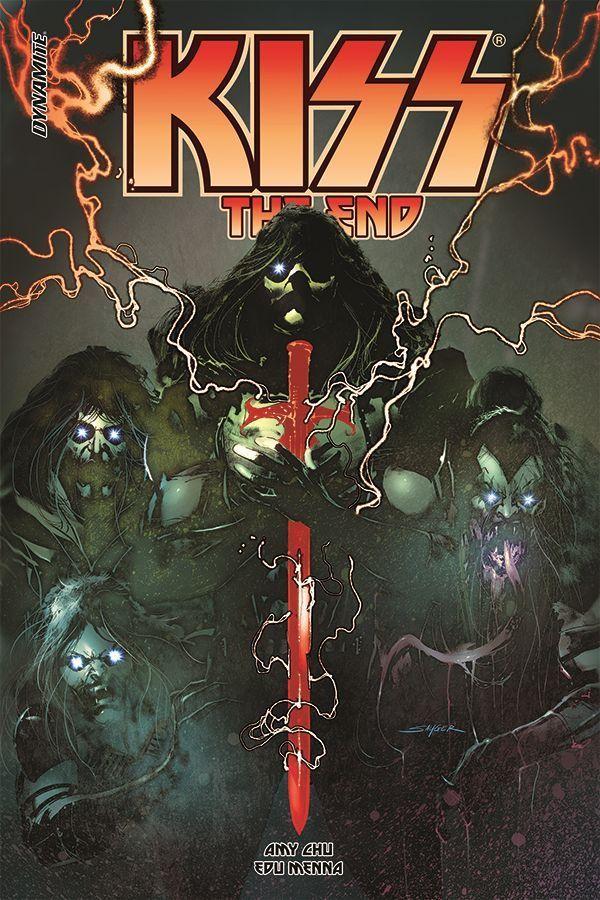 Kiss Zombies 04