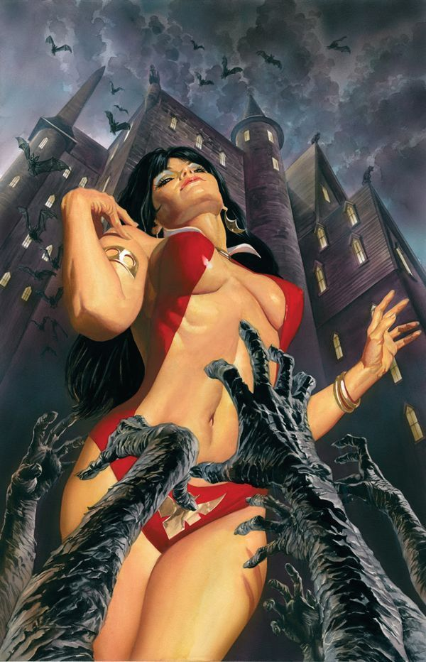 Vampirella Poster Book 02